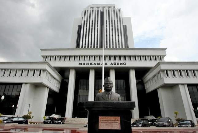 Gedung Mahkamah Agung (MediaJustitia/Fernanda)