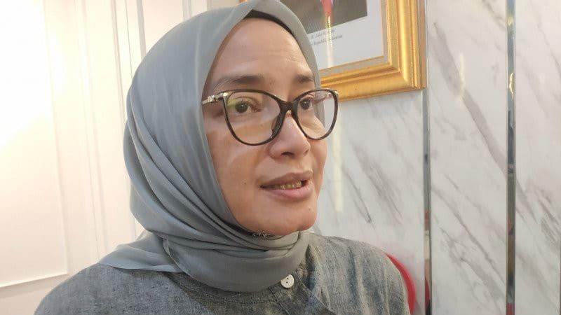 Evi Novida Ginting Manik (ANTARA/Boyke Ledy Watra)