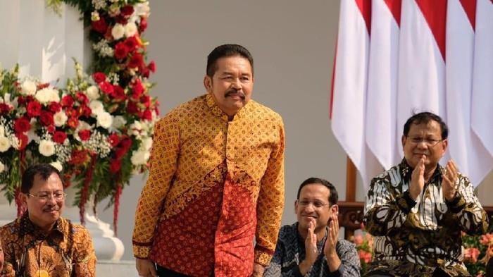 ST Burhanuddin (Andhika/detikcom)
