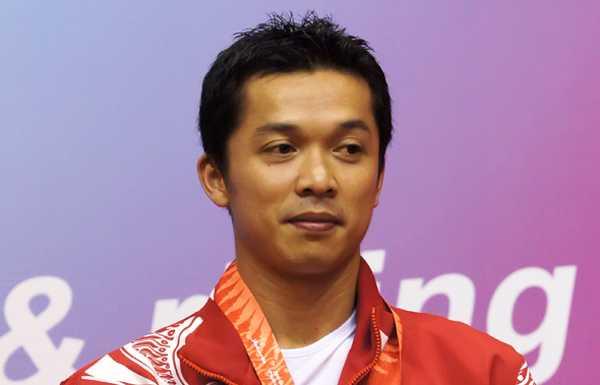 Wakil Ketua Satuan Pelaksana Program Indonesia Emas (Satlak Prima) periode 2016-2017, Taufik Hidayat