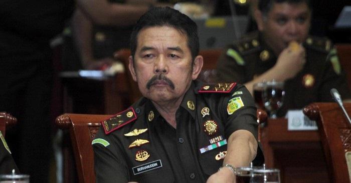 Jaksa Agung ST Burhanuddin. (FOTO: Detik/Lamhot Aritonang)