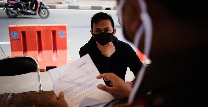 Pemeriksaan SIKM (Foto: Detik.com/Grandyos Zafna)