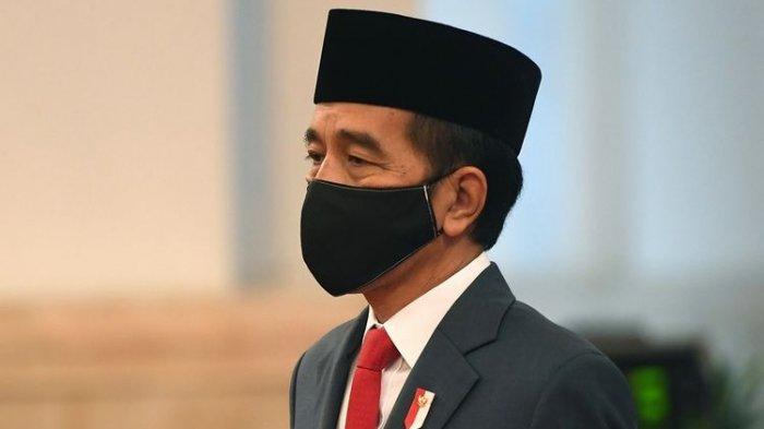 Presiden Joko Widodo (ANTARA FOTO/Akbar Nugroho Gumay/Pool/aww)