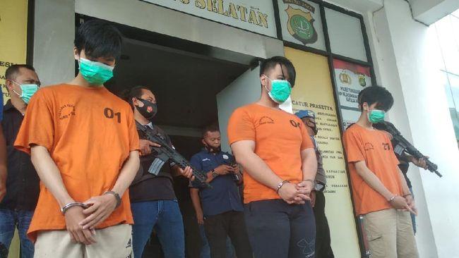 Tiga Pelaku Penembakan di Tangerang Ditetapkan Sebagai Tersangka/Sumber: Sumutkota.com