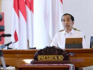 Jokowi Terbitkan Inpres Penegakan Hukum Protokol Kesehatan Covid-19