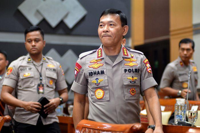 Kepala Kepolisian Republik Indonesia (Kapolri) Jenderal Idham Azis/Media.com