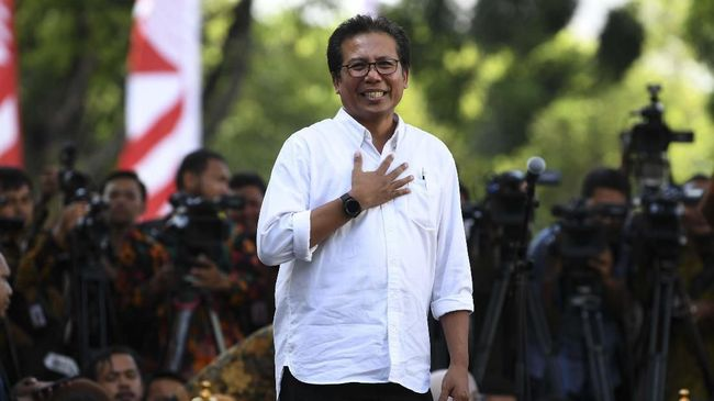 Fadjroel Rachman/CNN Indonesia