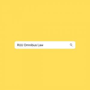Menelisik Pro Kontra Omnibus Law RUU Ciptaker Yang Akan Disahkan