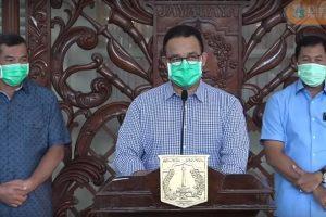 Tidak Pakai Masker di Jakarta? Wajib Denda!