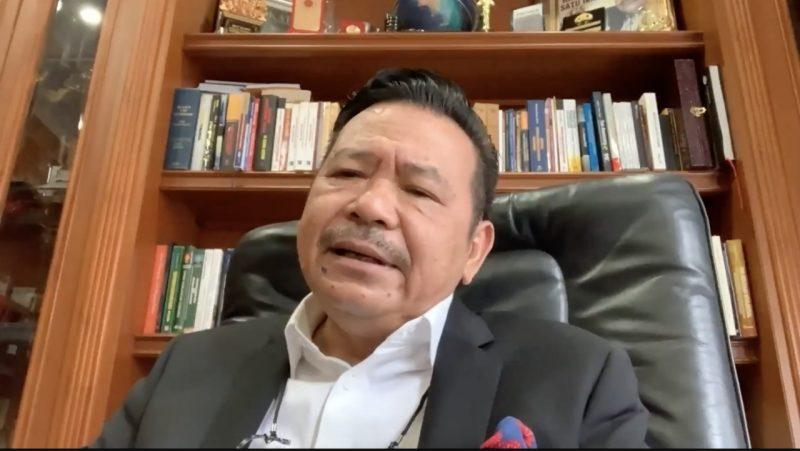 Pemaparan Ketua DPN PERADI, Prof. Dr. Otto Hasibuan, S.H., M.M.