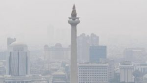 Jokowi dan Anies dinyatakan Melawan Hukum terkait Penanganan Polusi Udara di Jakarta